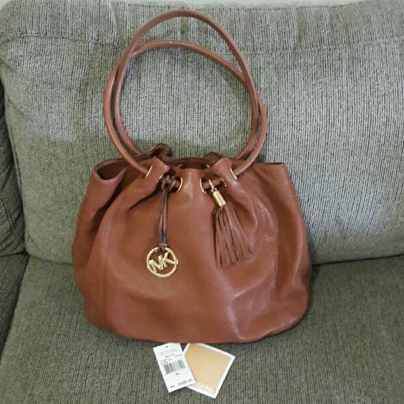 15b18bcf206b MICHAEL Michael Kors Bags | Price Dropauthentic Michael Kors Leather ...